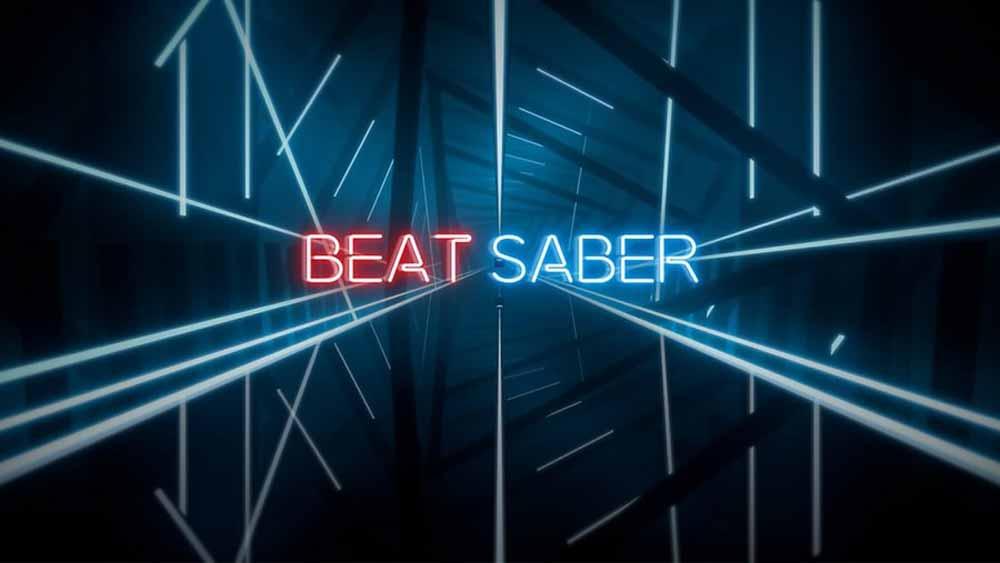 Das VR-Hype-Spiel schlechthin Beat Saber könnte als erstes die Millionenmarke durchbrochen haben.
