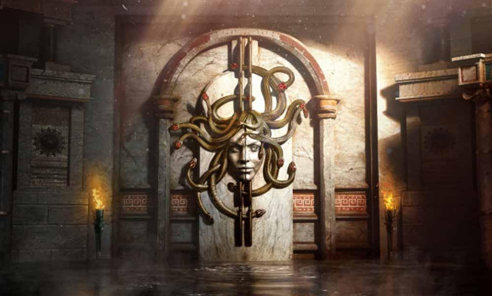 Ein neuer VR-Escape-Room von Ubisoft lockt VR-Interessierte ins antike Griechenland.
