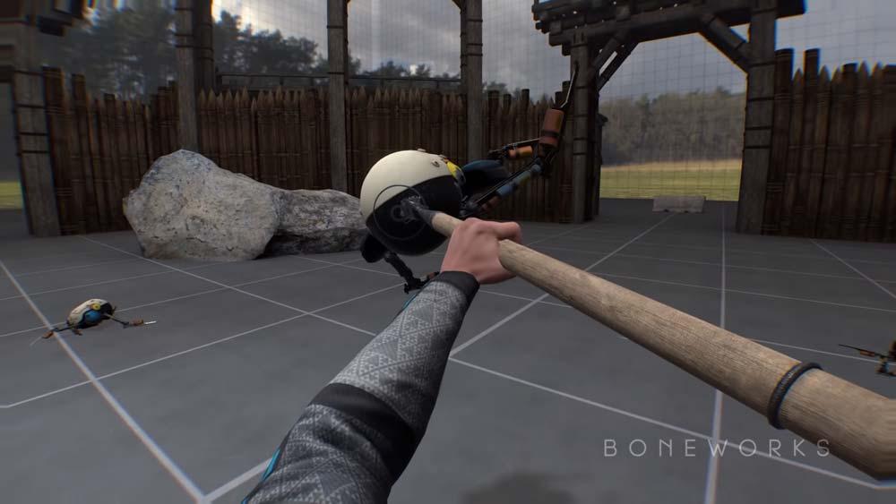 Gegner greifen, Waffen nachladen, Objekte werfen - das alles soll sich in VR bald deutlich realistischer anfühlen.
