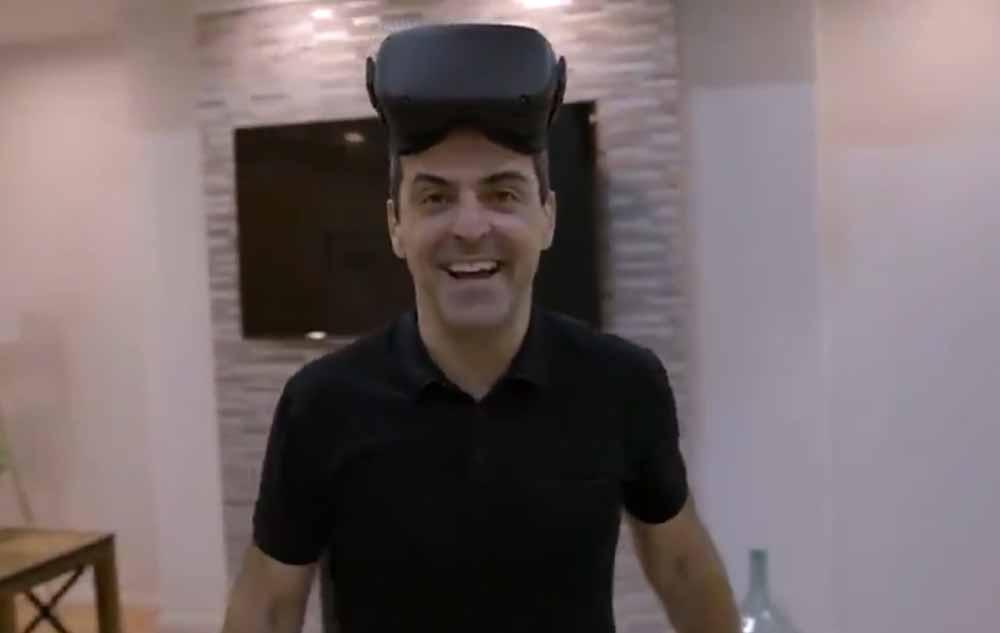 | hugo barra oculus quest beat saber twitter