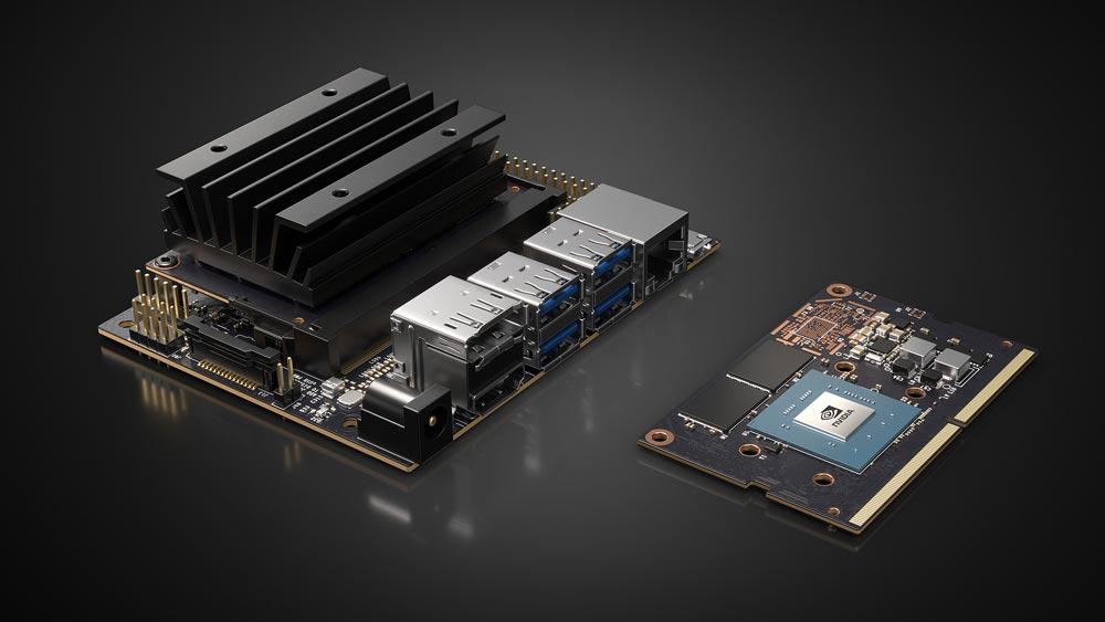 Auf der eigenen Grafikkartenkonferenz GTC stellt Nvidia das neueste Mitglied der dedizierten KI-Hardware-Familie für den Rand der Cloud vor.
