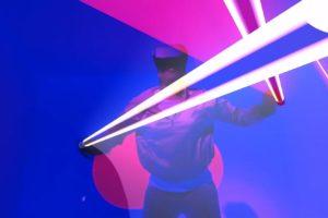 Entwicklerlegende John Carmack nutzte die schnellen Bewegungen in der Rhythmus-Säbelei, um das Tracking der Oculus-Quest-Brille zu verbessern.