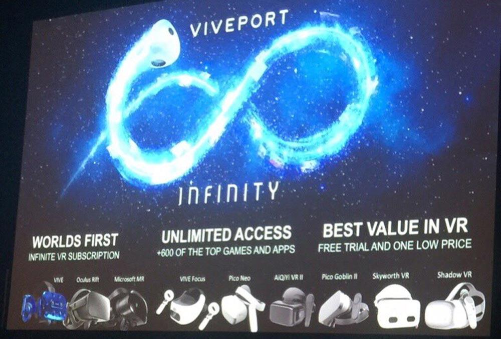 HTC erweitert die Kundschaft für Viveport mit Windows-VR-Nutzern.
