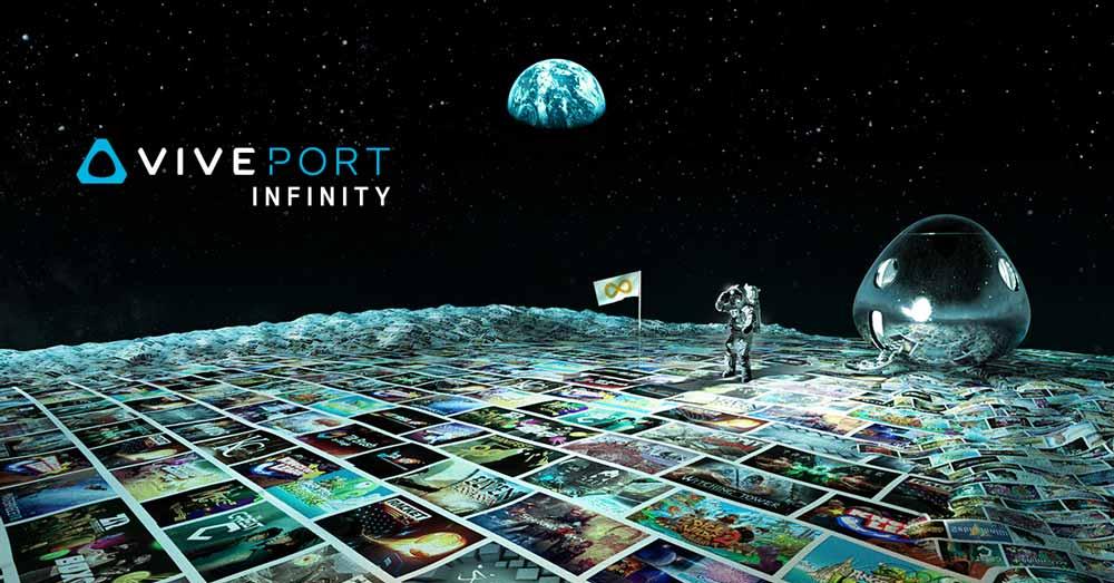 Viveport Infinity: Neues Abomodell startet für 15 Euro pro Monat