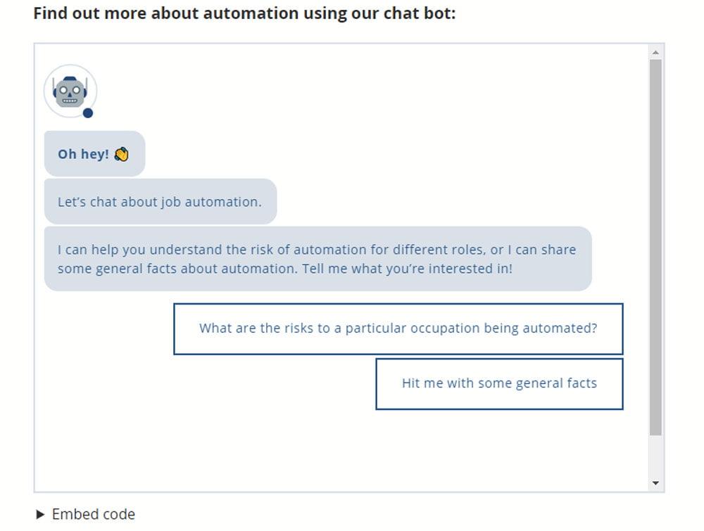 | England Studie Bot