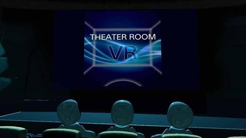 Kino macht mit anderen Menschen am meisten Spaß - das gilt auch für VR. Bild: Sony