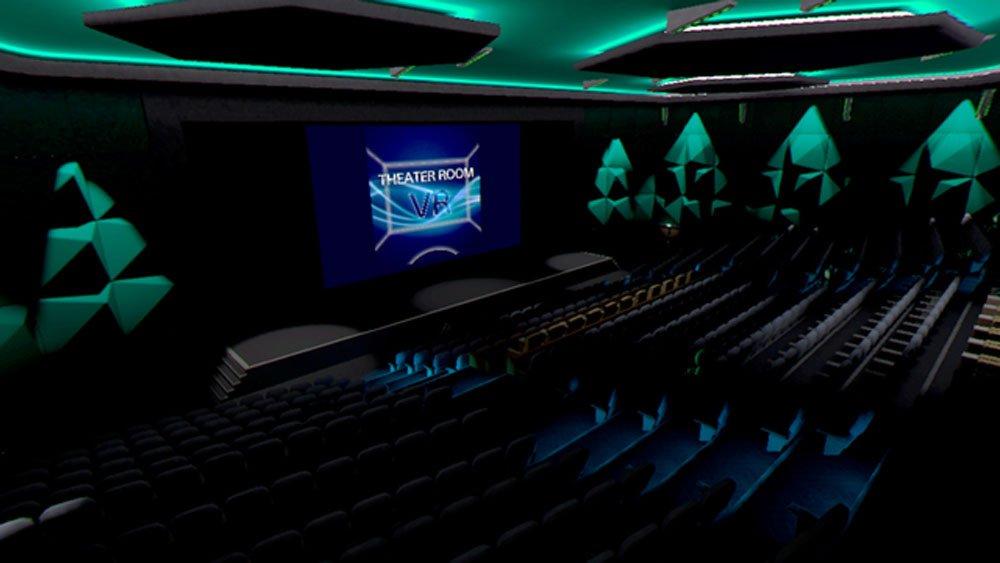 "Playstation VR: Sony lädt mit ""Theater Room VR"" ins VR-Kino ein"