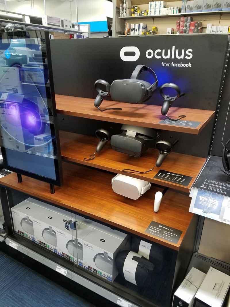 Oculus Quest darf ganz nach oben. Bild: Reddit-Nutzer