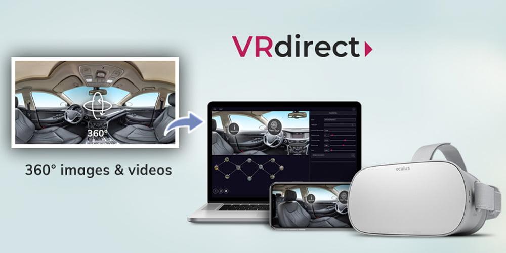 VR-App selber machen im Handumdrehen mit VRDirect
