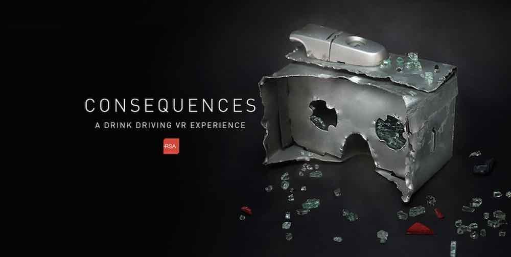 Trunkenheit am Steuer: VR-Erfahrung zeigt die unangenehmen Folgen