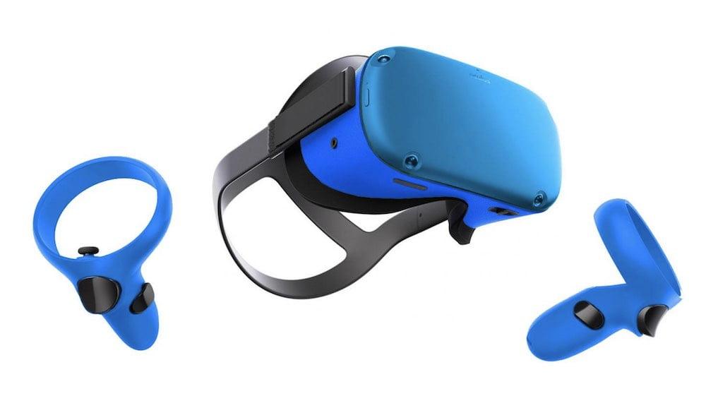 | Cothilian Oculus Quest Blau