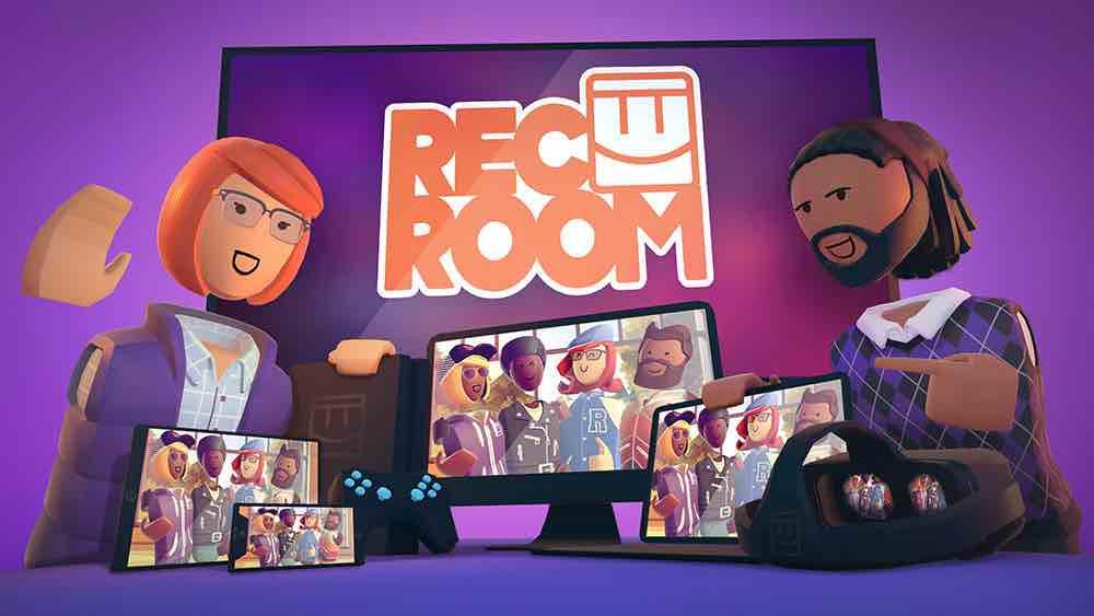 Rec Room: Social-VR-App kommt für iPhones und iPads