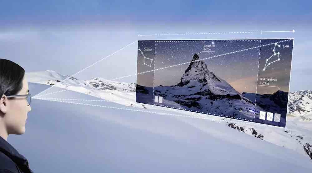 Schott präsentiert Glas für AR-Brillen mit größerem Sichtfeld