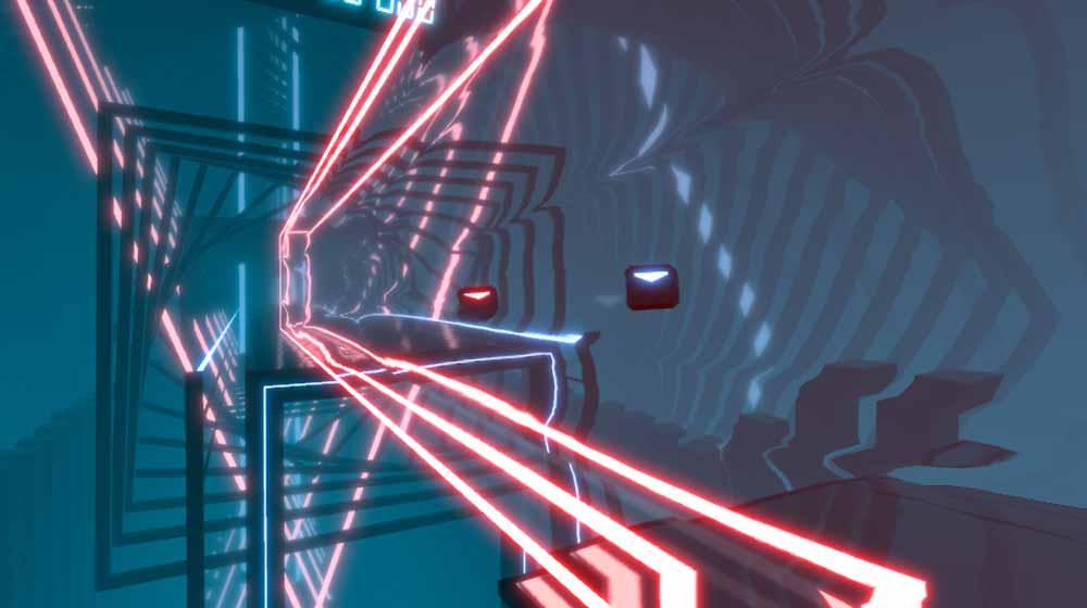 Eindeutig Beat Saber. Bild: Beat Games