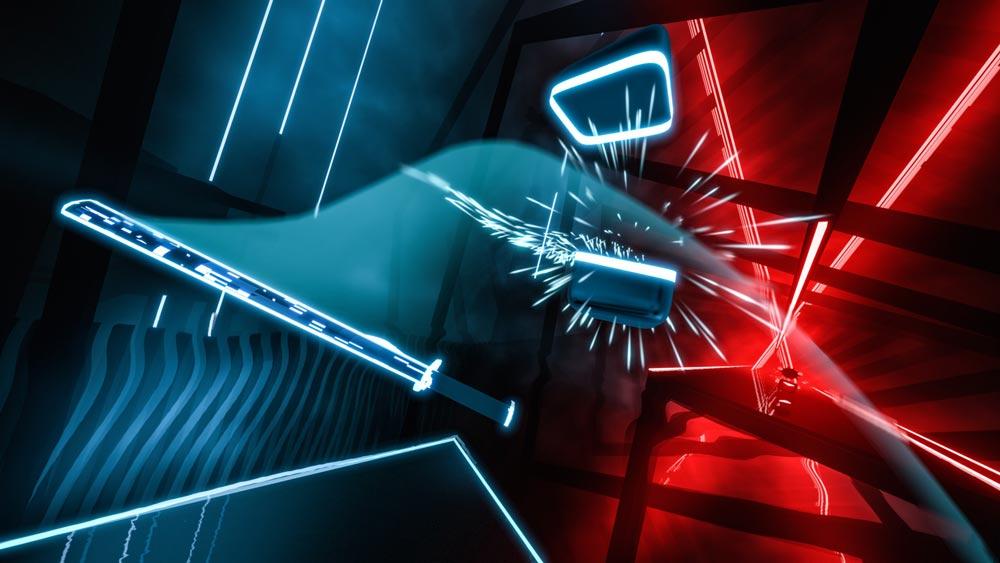 Rift, Vive, PSVR: Beat Saber bekommt großes Update mit Level-Editor
