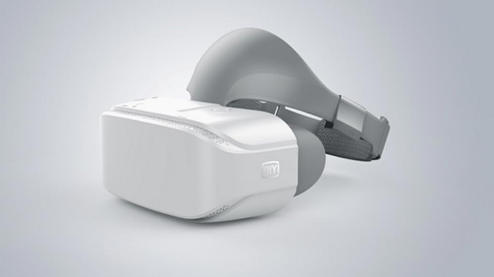 Chinas Streaming-Riese iQiyi stellt neue VR-Brille vor