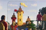 Minecraft Earth: Microsoft macht ein Pokémon Go mit Klötzchen