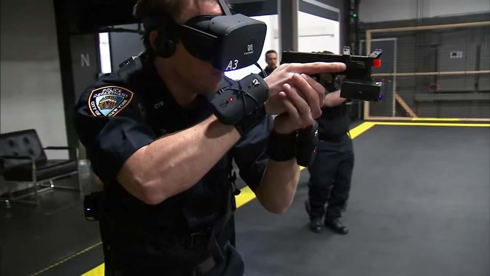Ein Multiplayer-Shooter als Trainingsanwendung.
