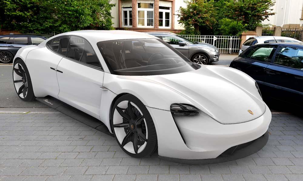 Mit Porsches neuer AR-App könnt ihr reich spielen