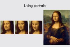 Neue Samsung-KI animiert Köpfe auf Fotos und Gemälden anhand realer Mimik