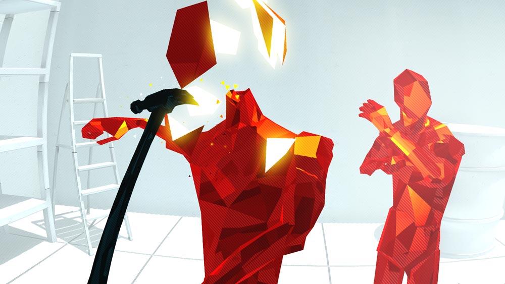 Oculus Quest: Superhot VR war über ein Jahr in Entwicklung