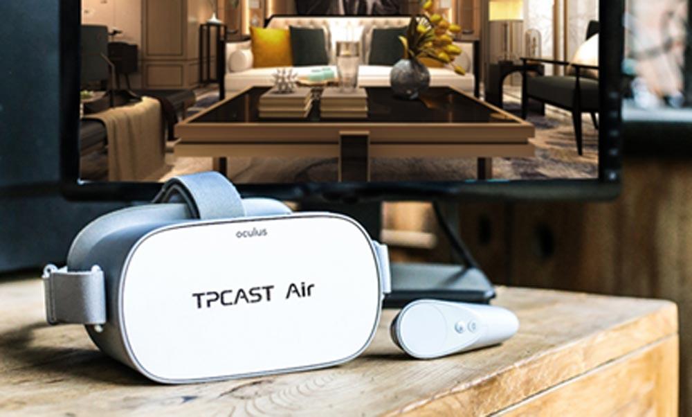 Tpcast Air startet: SteamVR-Streaming für Oculus Quest und Go