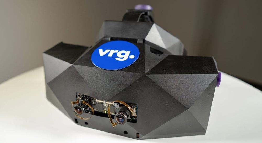 XTAL: VR-Brille für die Industrie bekommt AR-Upgrade