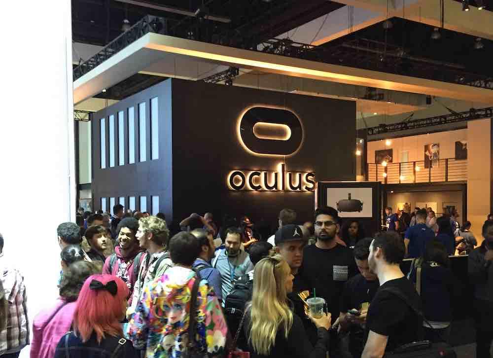 | Oculus Stand E3 2016 1