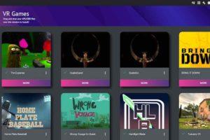 Oculus Quest: Sideloading-App SideQuest erscheint im neuen Design