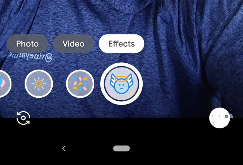 Android Messages: Google integriert Augmented-Reality-Effekte