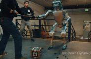 Boston Dynamics: Wenn Atlas sich wehren würde ...