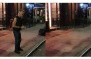 Bye Bye Menschheit mit der Bye Bye Kamera: Die iOS-App entfernt Menschen aus Bildern.
