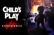 Child's Play: Mörderpuppe Chucky macht die VR-Brille unsicher