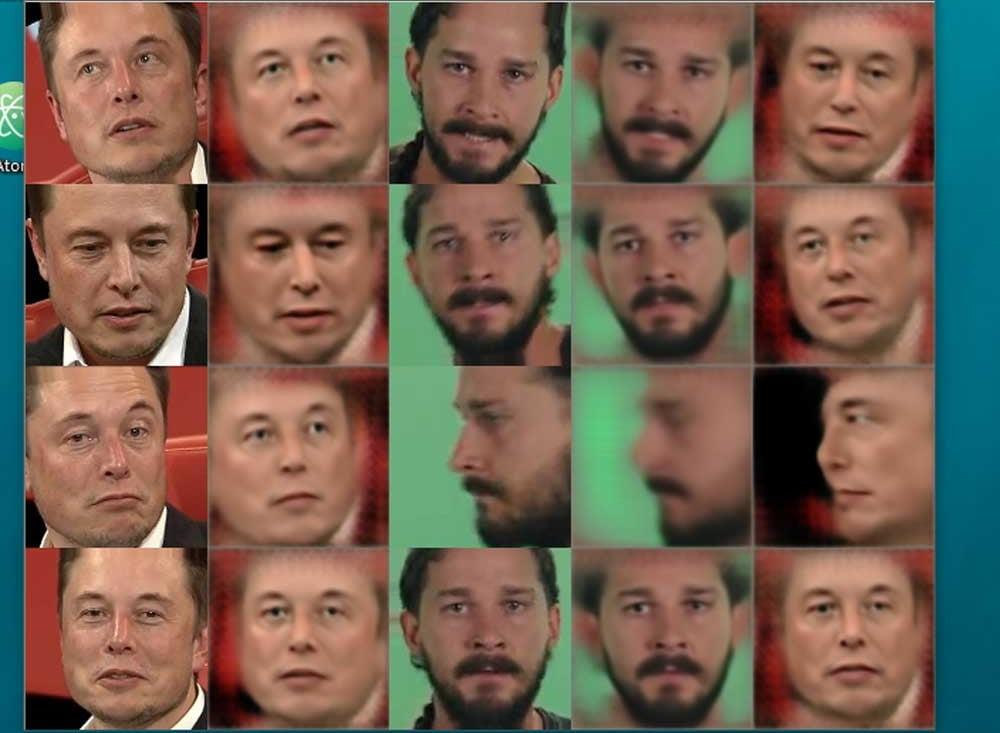 | deepfake training musk