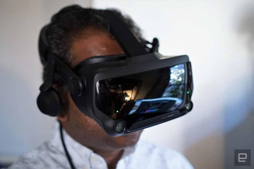 Für Hardware ist Index die neue Referenzbrille - nur ein bisschen teuer. Bild: Engadget