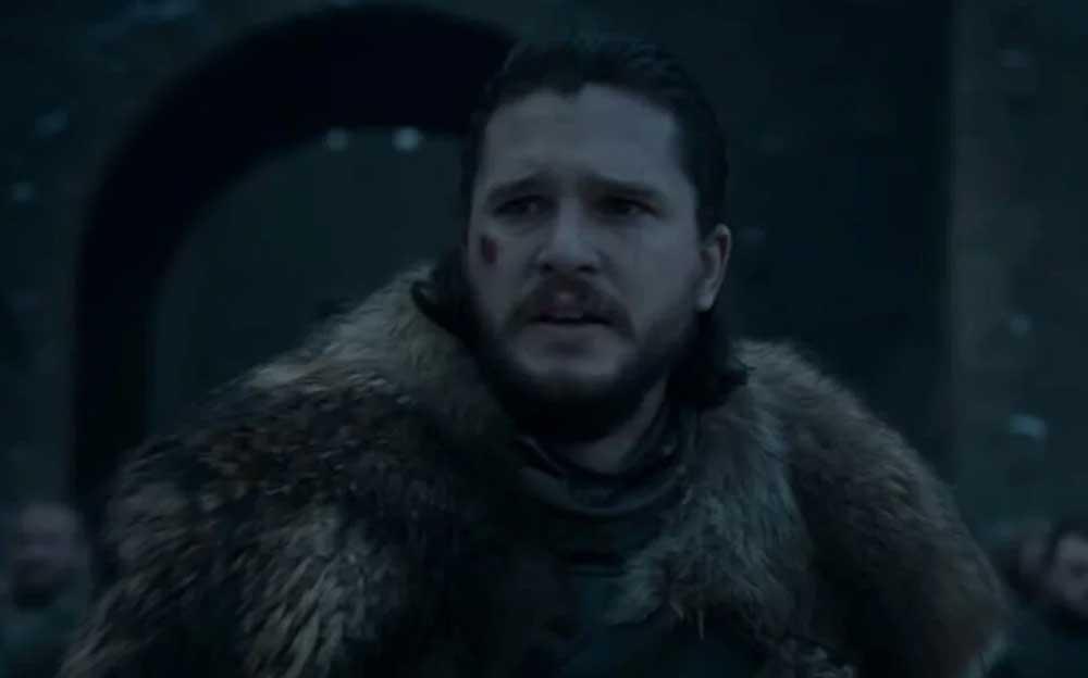Deepfake: Jon Snow entschuldigt sich für Game of Thrones Staffel 8