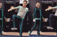 PoseNet 2.0: Google verbessert KI-Bewegungserkennung via Webcam