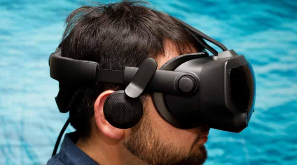 Stein wünscht sich mehr Quest-Komfort für Valve Index. Bild: Sarah Tew/CNET