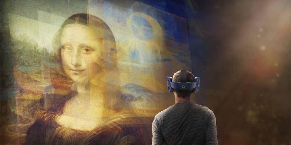 Mona Lisa: Das Louvre öffnet die Glasvitrine - in VR