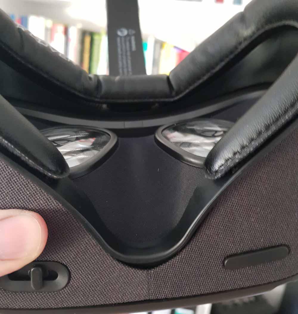 Oculus Quest: Gesichtspolster von VRCover im Test