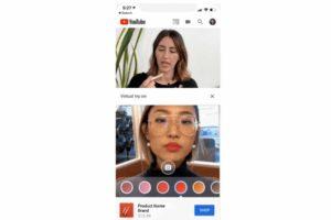 Augmented Reality: Jetzt rollt auch YouTube AR-Effekte aus