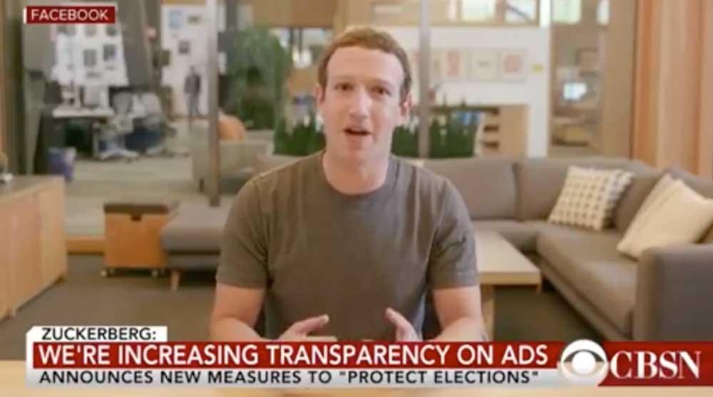Deepfake: Instagram lässt gefälschtes Zuckerberg-Geständnis online