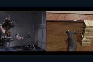 Facebook Reality Labs: Experimente mit haptischen Handschuhen