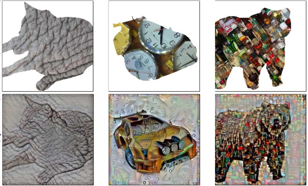 Einblick in die KI-Bildanalyse: KI sieht Texturen statt Formen