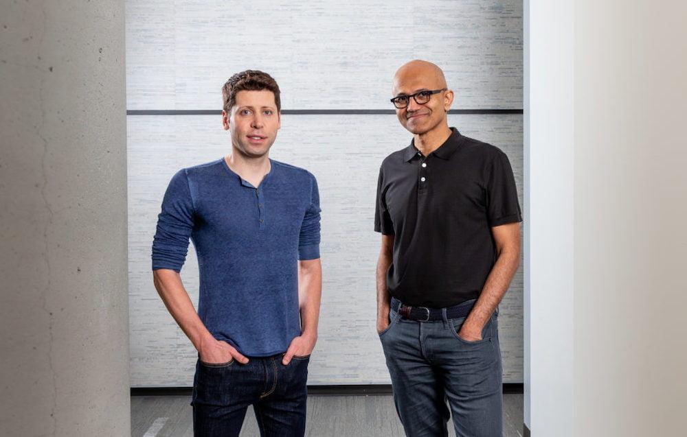 OpenAI: Microsoft investiert eine Milliarde US-Dollar in die KI-Organisation