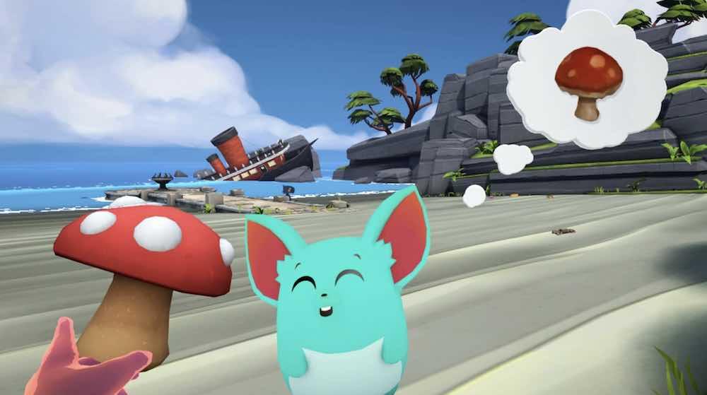 """Oculus Quest & Oculus Rift: Exklusivtitel """"Raccoon Lagoon"""" ausprobiert"""
