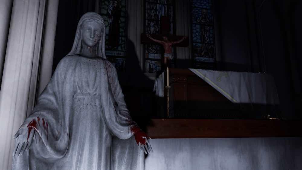 VR-Horror als Grenzerfahrung oder: Wie ich zu einem Exorzisten wurde