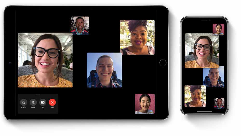 Augmented Reality: Apple benutzt ARKit für Facetime-Augenkontakt
