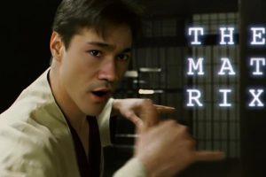 """Statt Keanu Reeves: Bruce Lee rockt """"Die Matrix"""" im Deepfake-Remake"""