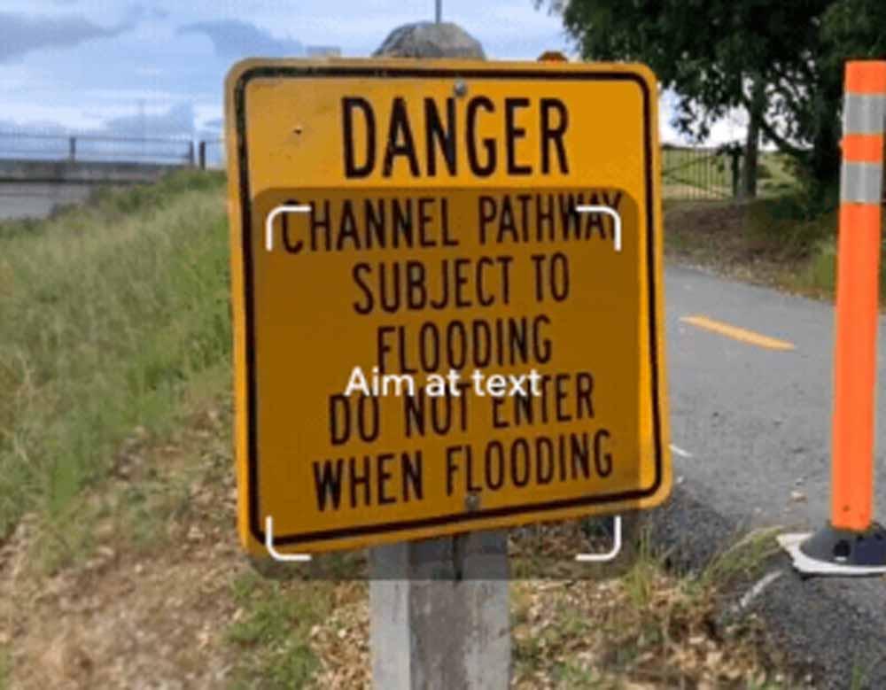 Straßenschilder im Ausland lesen: Googles Translate-Kamera wird besser